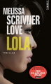 Couverture Lola : Cheffe de gang Editions Points (Thriller) 2019
