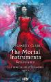 Couverture La cité des ténèbres / The mortal instruments : Renaissance, tome 3 : La reine de l'air et des ombres, partie 1 Editions 12-21 2019