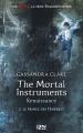 Couverture La cité des ténèbres / The mortal instruments : Renaissance, tome 2 : Le prince des ténèbres Editions 12-21 2018