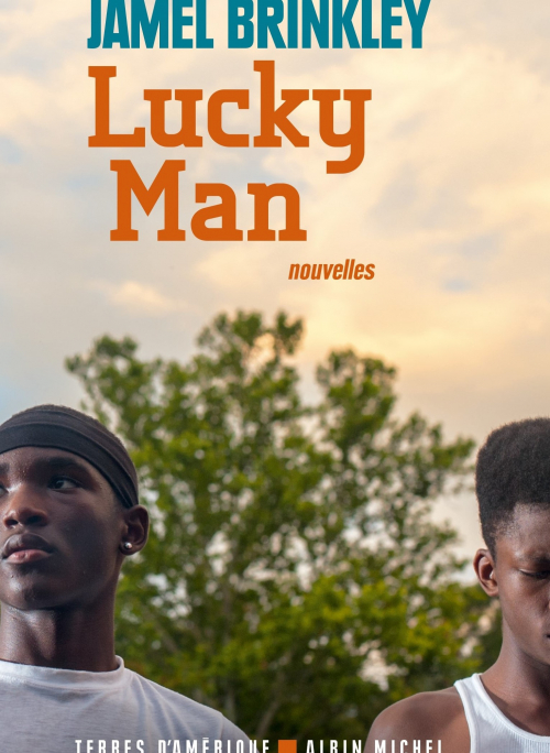 Couverture Lucky man