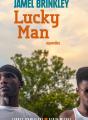 Couverture Lucky man Editions Albin Michel (Terres d'Amérique) 2019