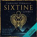 Couverture Sixtine, tome 1 Editions Audible studios 2019