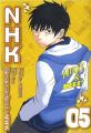Couverture Bienvenue dans la NHK, tome 5 Editions Soleil (Shônen) 2009