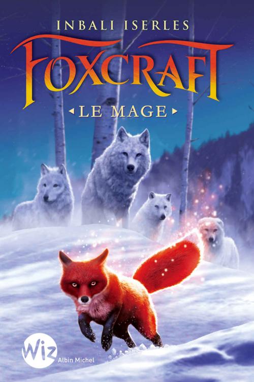 Couverture Foxcraft, tome 3 : Le mage