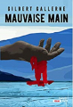 Couverture Mauvaise main Editions French pulp (Polar) 2019