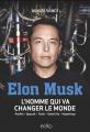 Couverture Elon Musk Editions Edito 2016