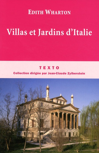 Couverture Villas et Jardins d'Italie