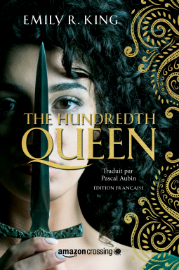 Couverture The Hundredth Queen, tome 1