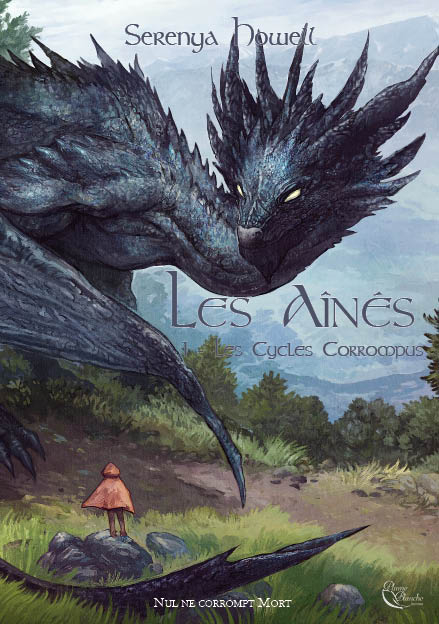 Couverture Les Aînés, tome 1 : Les Cycles corrompus