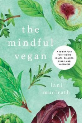Couverture The Mindful Vegan