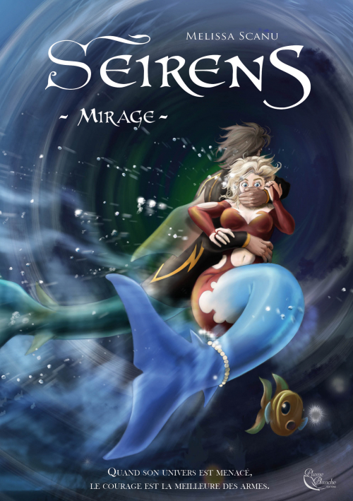 Couverture Seirens, tome 2 : Mirage