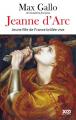 Couverture Jeanne d'Arc : Jeune fille de France brûlée vive Editions XO (Document) 2011