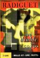 Couverture Le diable au corps Editions Mille et une nuits 1998