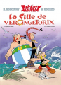 Couverture Astérix, tome 38 : La Fille de Vercingétorix Editions Albert René 2019