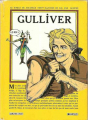 Couverture Gulliver (BD) Editions Dargaud 1983