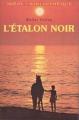 Couverture L'étalon noir Editions Hachette (Idéal bibliothèque) 1979