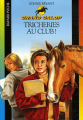 Couverture Tricheries au club ! Editions Bayard (Poche) 2001