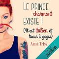 Couverture Le prince charmant existe ! (il est italien et tueur à gages) Editions Black Ink (New Ink) 2019
