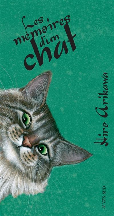Couverture Les mémoires d'un chat
