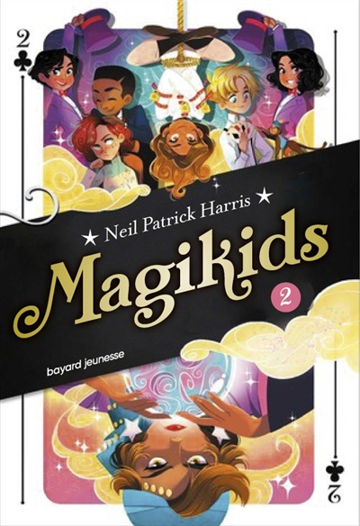 Couverture Magikids, tome 2