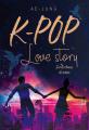 Couverture K-Pop : Love Story, tome 2 : Sur les traces du passé Editions Les livres du dragon d'or 2019