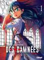 Couverture Le couvent des damnées, tome 1 Editions Glénat 2019