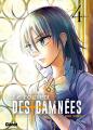Couverture Le couvent des damnées, tome 4 Editions Glénat 2019
