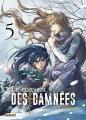 Couverture Le couvent des damnées, tome 5 Editions Glénat 2019