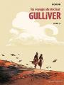 Couverture Les Voyages du Docteur Gulliver, tome 3 Editions Vents d'ouest 2017