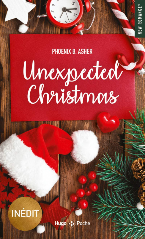 Couverture Unexpected Christmas