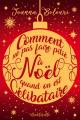 Couverture Comment ne pas faire pitié à Noël quand on est célibataire Editions Hauteville 2019