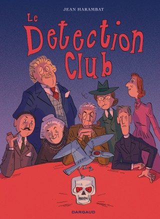 Couverture Le Detection Club