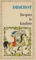 Couverture Jacques le fataliste / Jacques le fataliste et son maître Editions Flammarion (GF) 1986