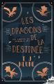 Couverture Les contes de Verania, tome 2 : Les Dragons de la destinée Editions MxM Bookmark (Imaginaire) 2019