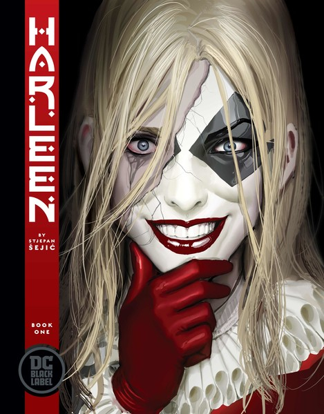 Couverture Harleen, book 1