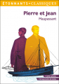 Couverture Pierre et  Jean Editions Flammarion (GF - Etonnants classiques) 2019