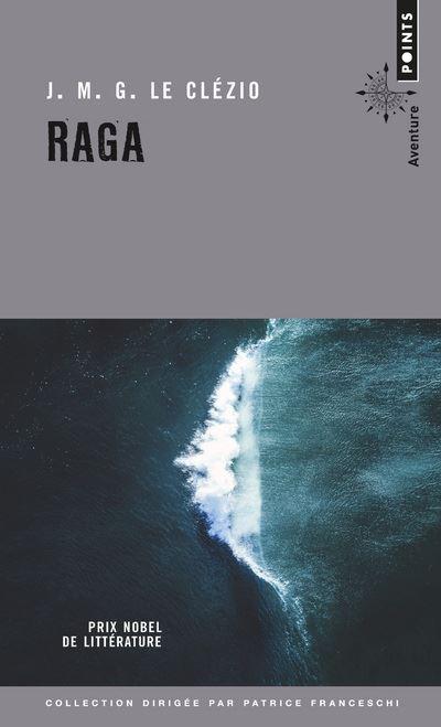 Couverture Raga : Approche du continent invisible