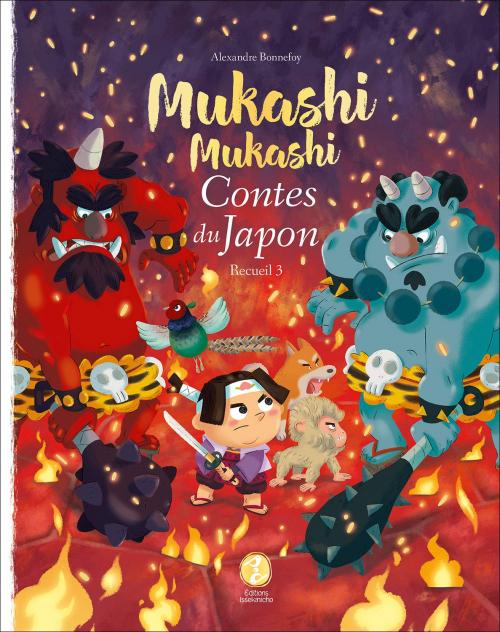 Couverture Mukashi Mukashi : Contes du Japon, tome 3