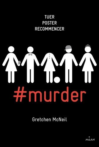 Couverture #murder
