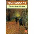 Couverture Contes de la bécasse Editions Le Livre de Poche 1996