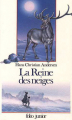 Couverture La reine des neiges  Editions Folio  (Junior) 1981