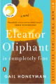Couverture Eleanor Oliphant va très bien Editions Penguin books 2018