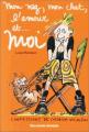Couverture Le journal intime de Georgia Nicolson, tome 01 : Mon nez, mon chat, l'amour et moi... Editions Gallimard  (Jeunesse) 2002