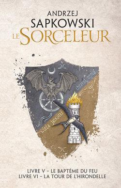 Couverture Sorceleur, double, tome 3