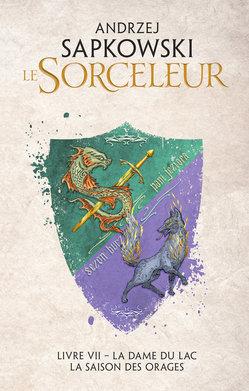 Couverture Sorceleur, double, tome 4