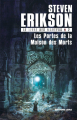 Couverture Le livre des martyrs, tome 02 : Les portes de la maison des morts Editions Leha 2018