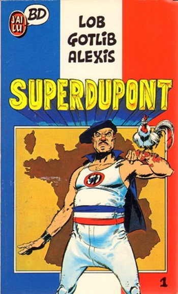 Couverture SuperDupont