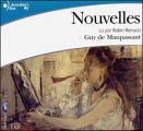 Couverture Nouvelles  Editions Gallimard  (Ecoutez lire) 2004