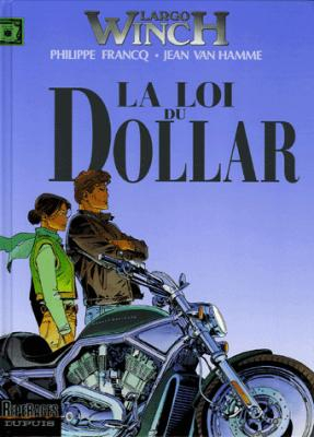 Couverture Largo Winch, tome 14 : La Loi du Dollar
