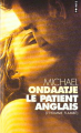 Couverture Le patient anglais Editions Points 1995